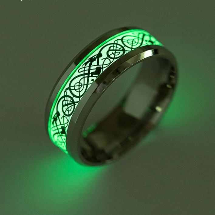Luminous Dragon Rings