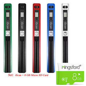 Mini Portable Scanner