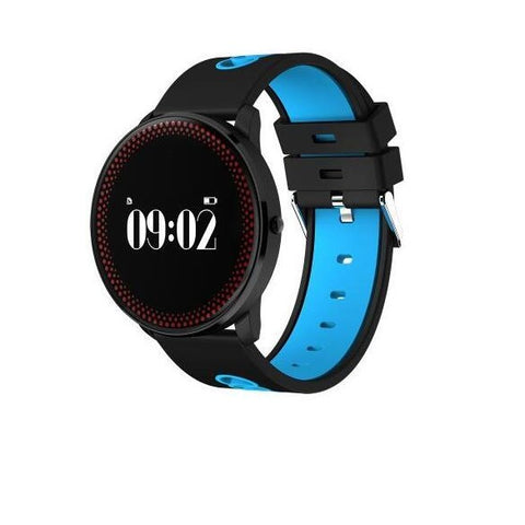 Smart Bracelet with Heart Rate and Blood Pressure Monitor