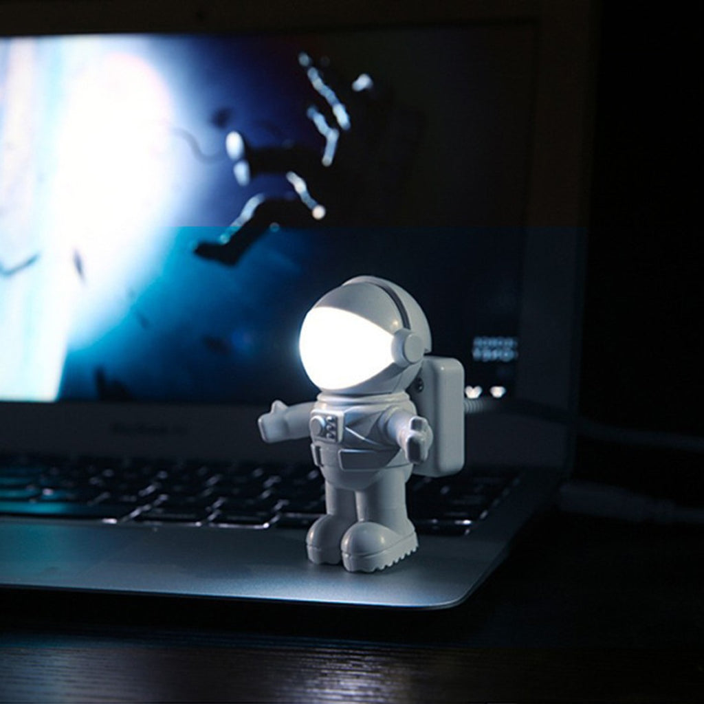 Cool Astronaut Spaceman USB LED  Light For Computer