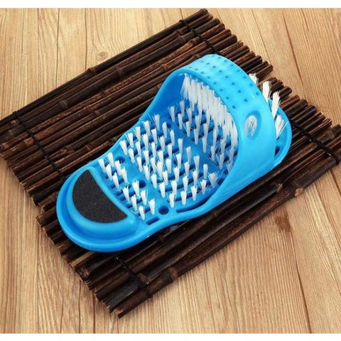 Shoe Shower Brush Massager