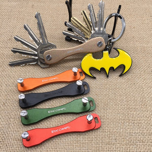 Portable Key Organizer Holder and Key Clip
