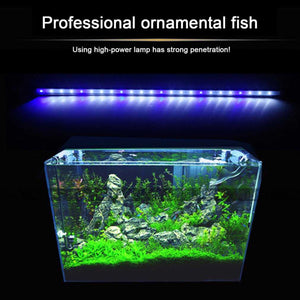 2 Colors Aquarium Fish Tank LED Light