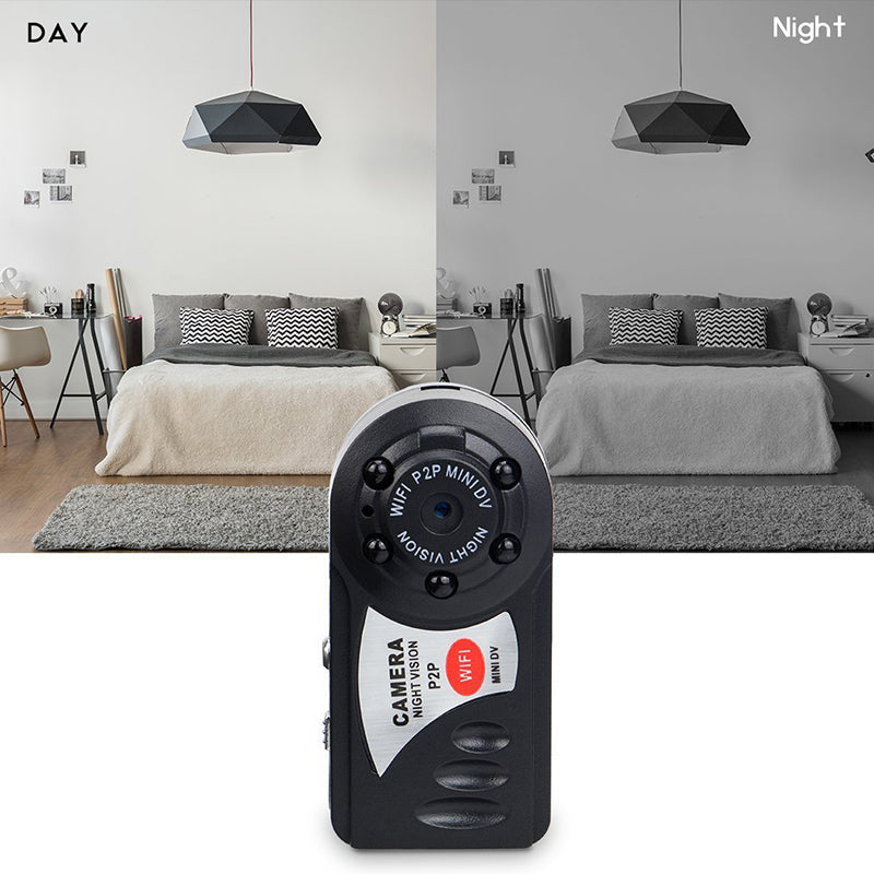 Mini Wifi DVR Camera  with Infrared Night Vision