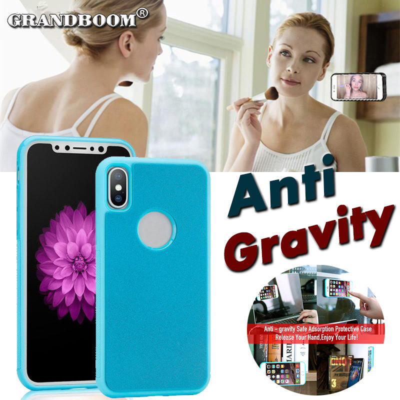 Anti Gravity Selfie Magical Case For iPhone