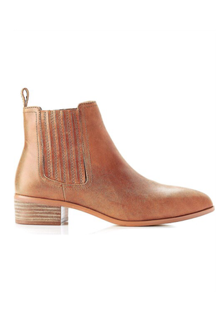 Jada Leather Boot