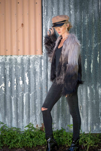 Asta Faux Fur Jacket