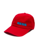 Banking Dad Hat — Red