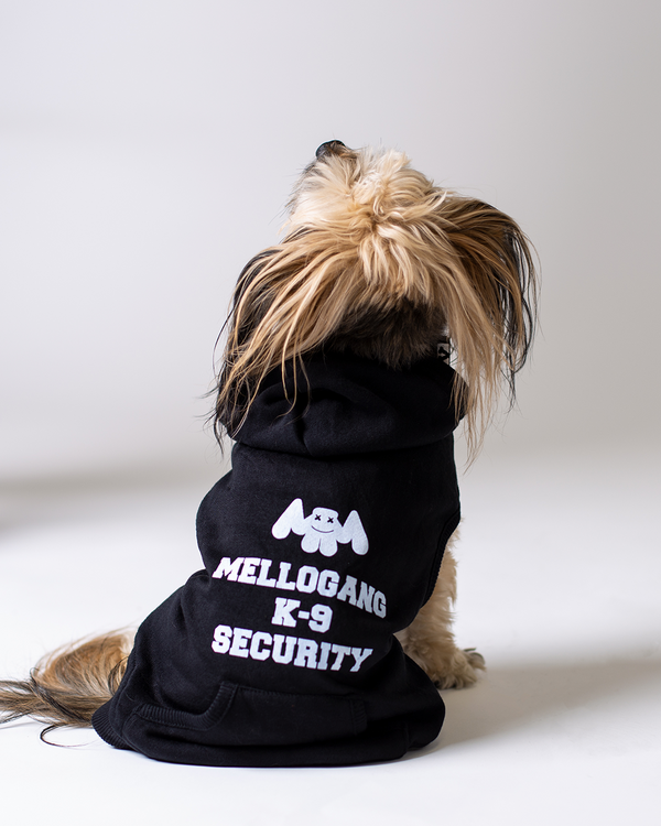 K-9 Security Dog Hoodie