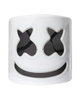 Marshmello LED Half Mask