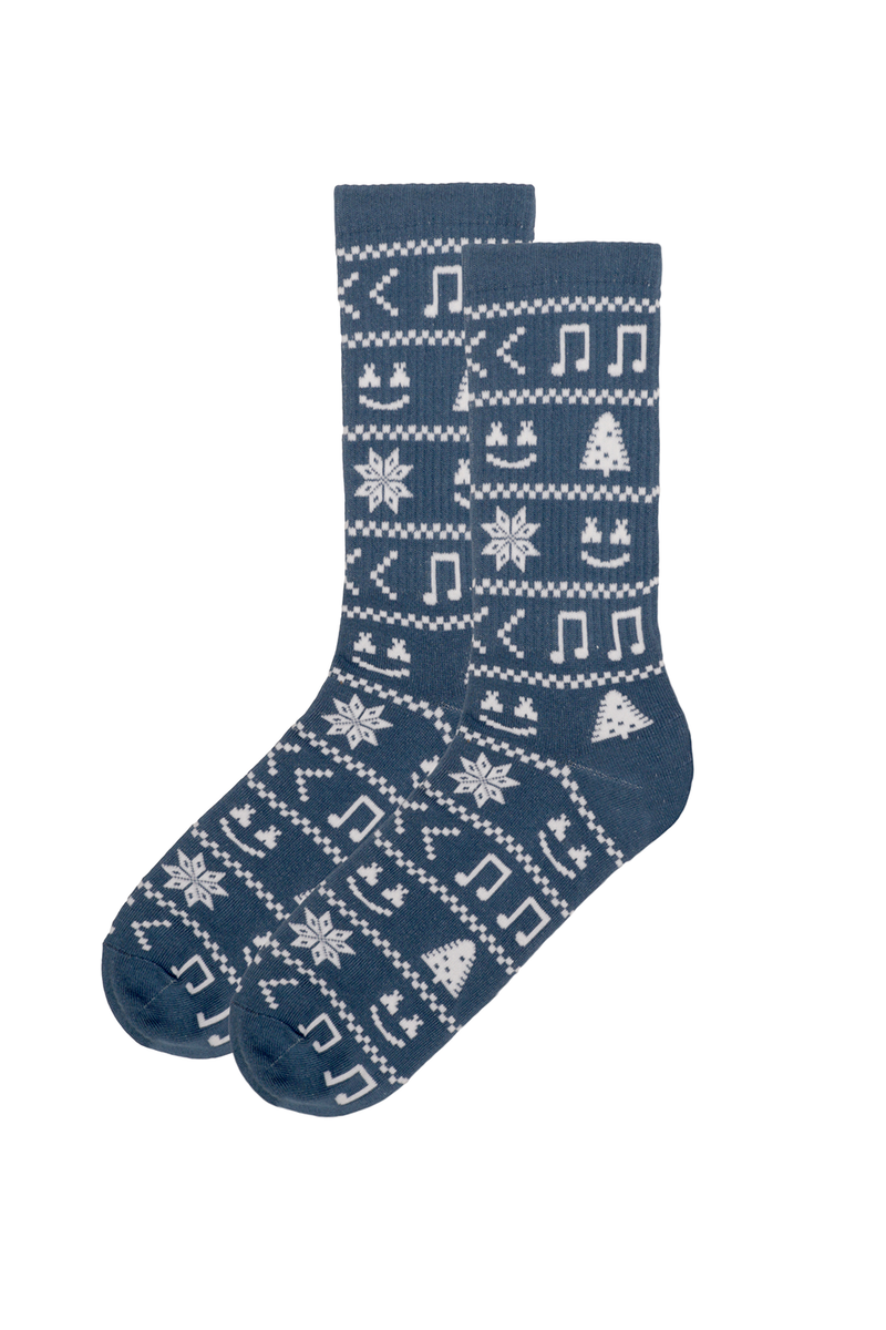 Cozy Holiday Socks