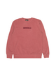 Marshmello Light Stitch Logo Crewneck — Maroon