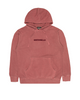Marshmello Light Stitch Logo Hoodie — Maroon