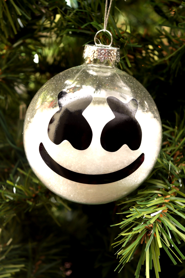 Marshmello Snow Ornament