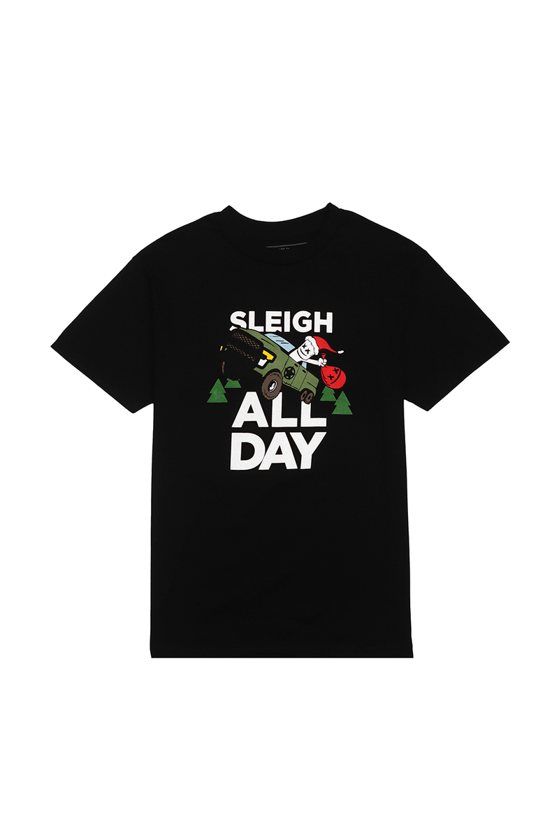 Sleigh All Day T-Shirt