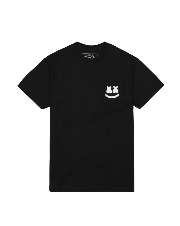Smile Pocket T-Shirt