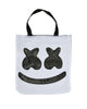 Marshmello Window Tote Bag