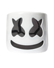 Marshmello Mesh Half Mask (Youth)