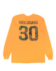 MELLOGANG 30 L/S Shirt — Orange/Camo