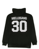 MELLOGANG 30 Zip-Up Hoodie — Black