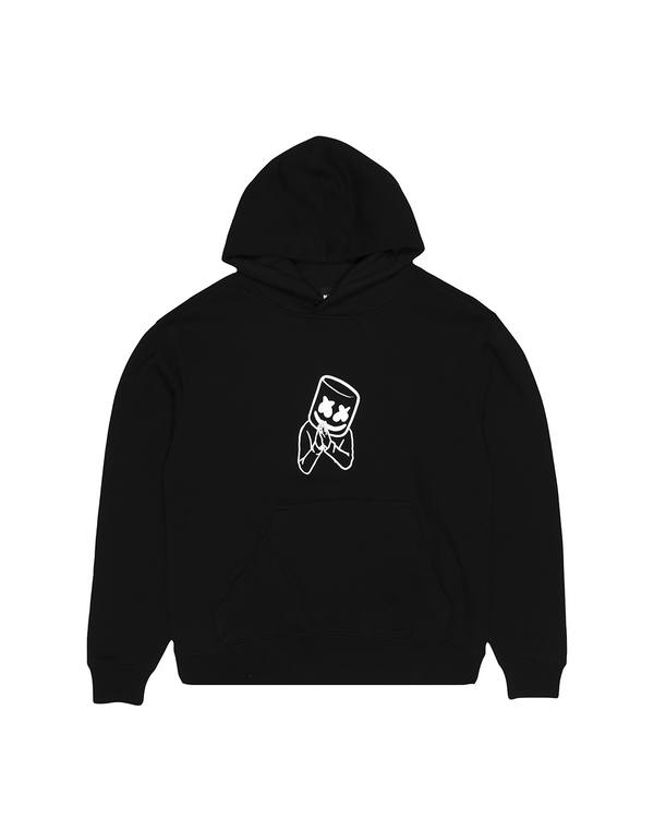 Mello Made It Right Hoodie (Youth) YOUTH Mellogang XS Black