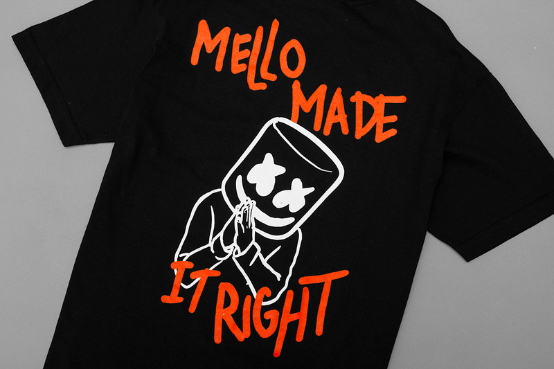 Mello Made It Right T-Shirt (Youth) YOUTH Mellogang