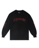 Love Hurts L/S Shirt — Black