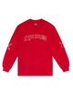 Love Hurts L/S Shirt — Red