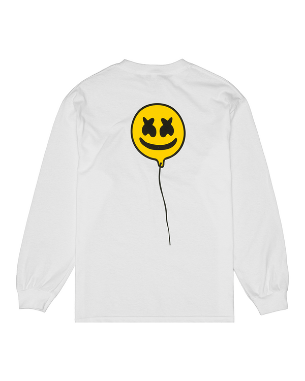Fly With Me L/S Shirt HAPPIER Mellogang