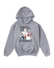 'Tis The Season Hoodie (Youth) — Sport Grey