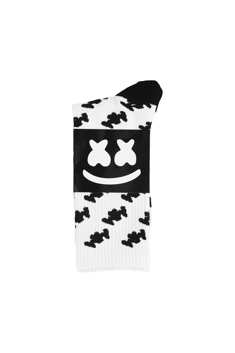 All Over Bat Socks ACCESSORIES Mellogang
