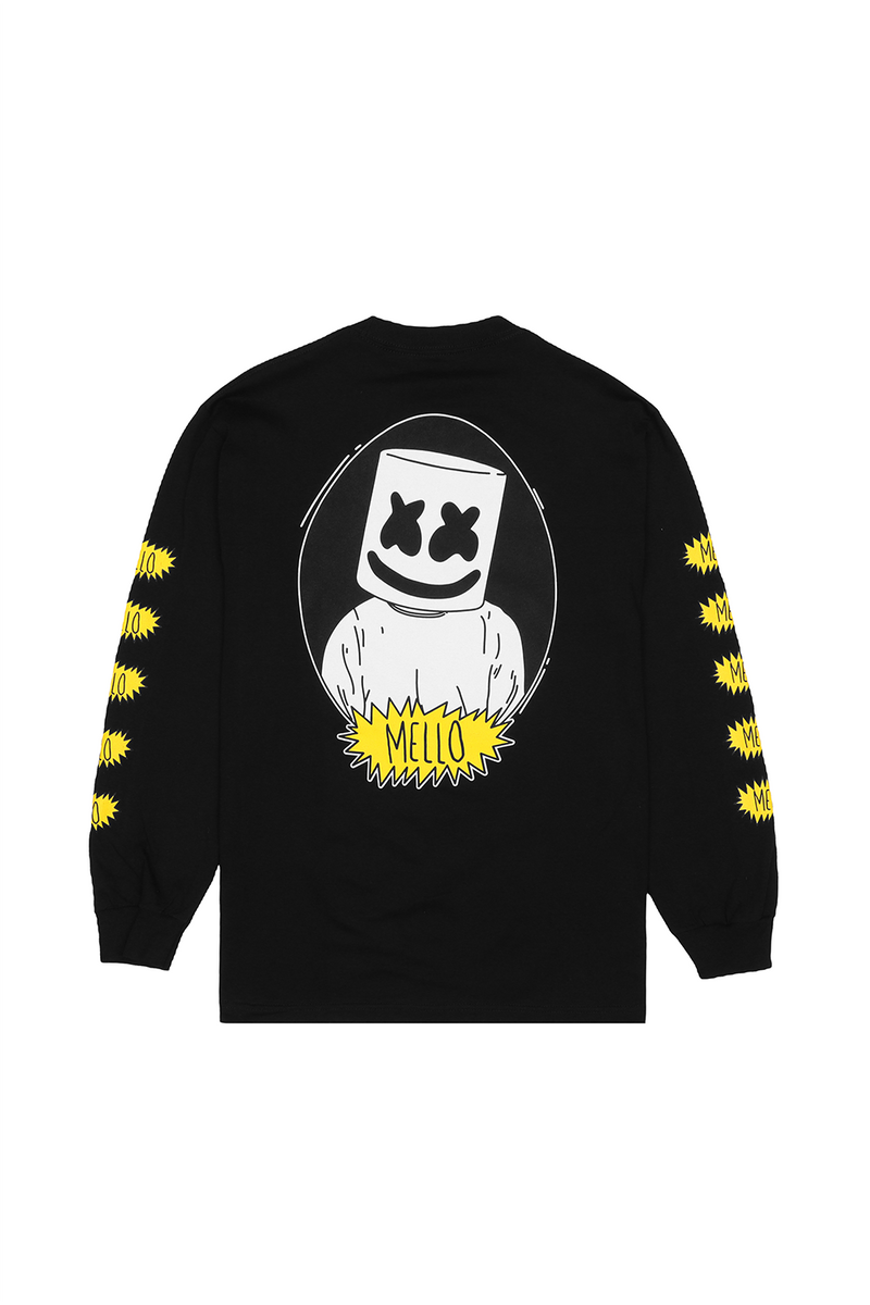 Best Friend L/S Shirt LONG SLEEVE Mellogang