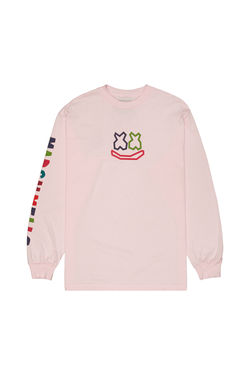 Bloom L/S Shirt LONG SLEEVE Mellogang S Blossom