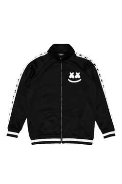 Club Track Jacket OUTERWEAR Mellogang S Black