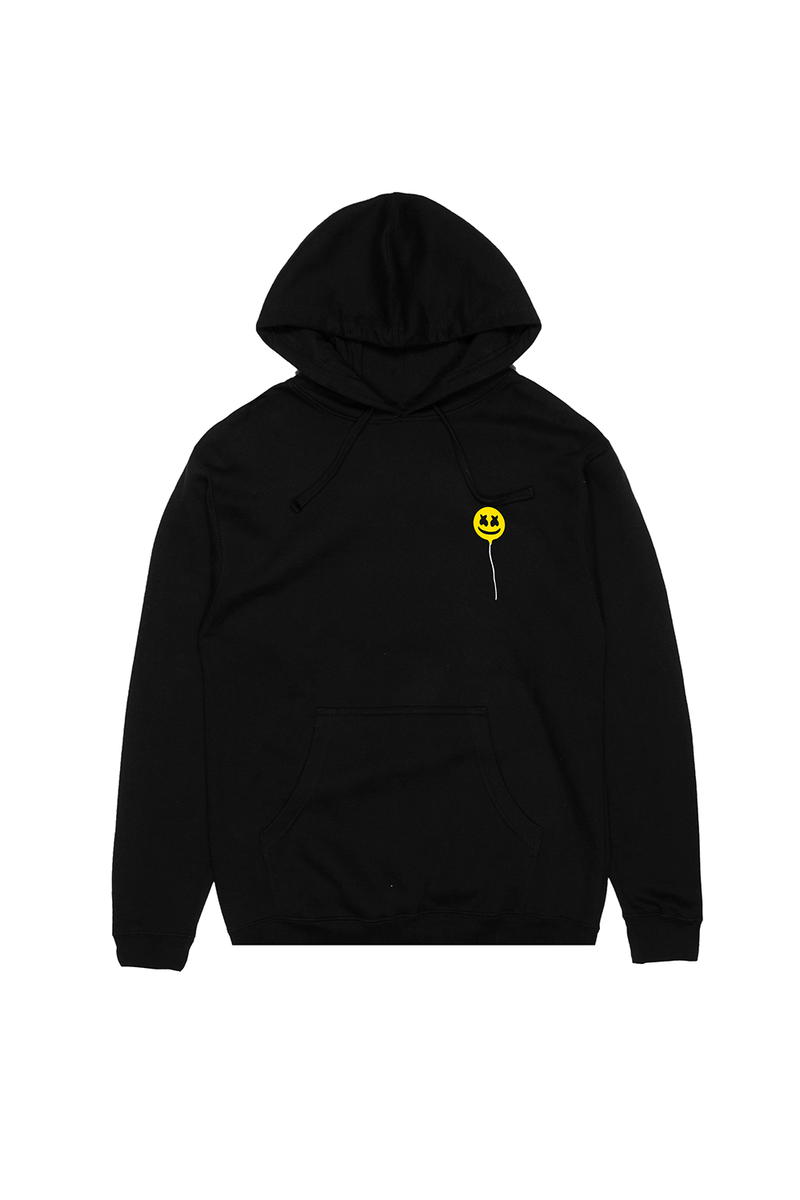 Fly With Me Hoodie HAPPIER Mellogang S Black