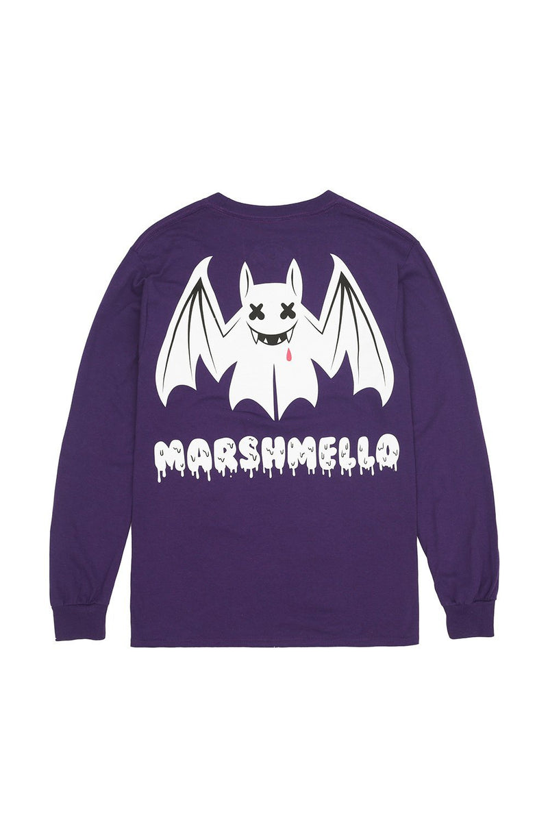 Fright Night L/S Shirt LONG SLEEVE Mellogang