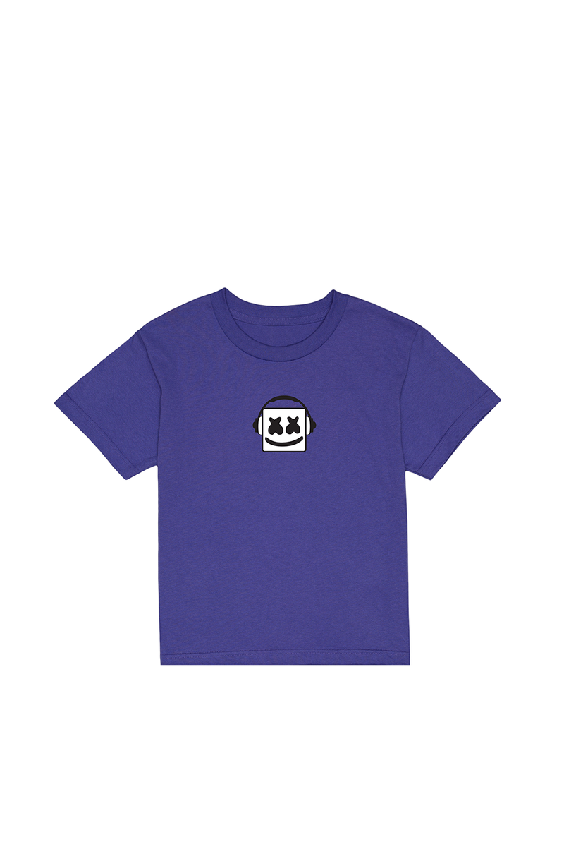 Good Vibrations T-Shirt (Youth) YOUTH Mellogang XS Purple