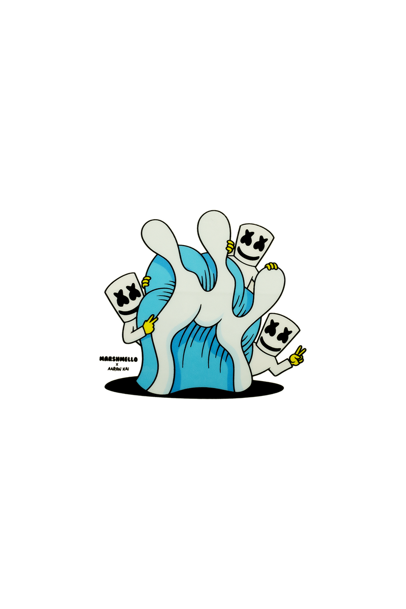 Hide & Seek Sticker ACCESSORIES Mellogang