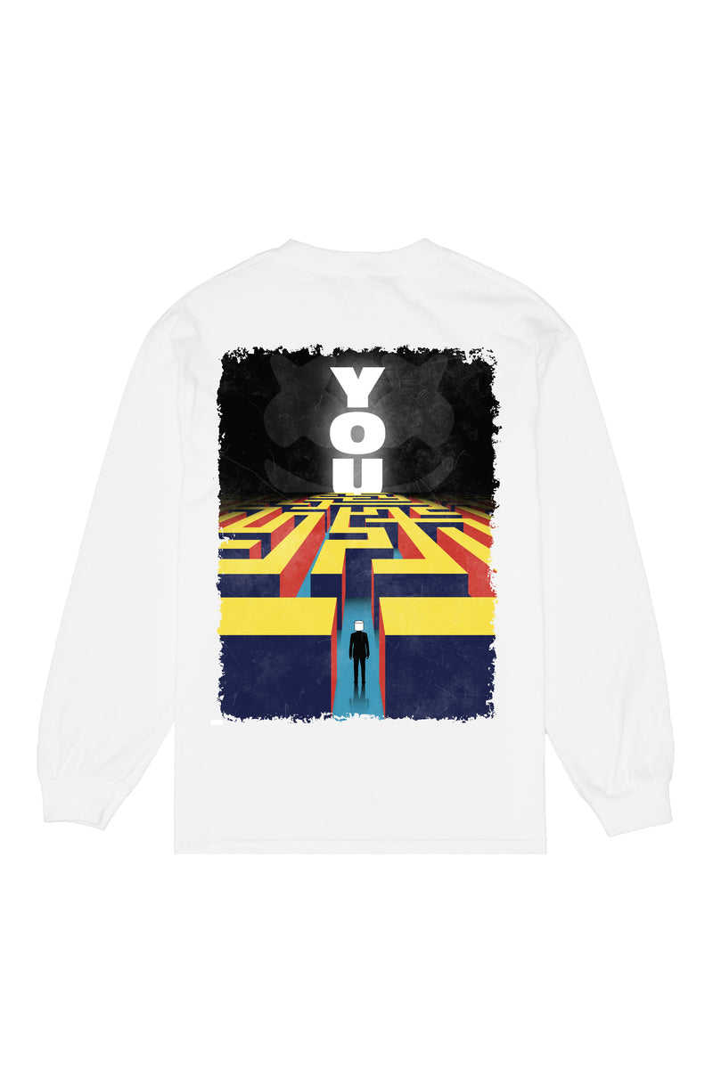 I Found You L/S Shirt LONG SLEEVE Mellogang