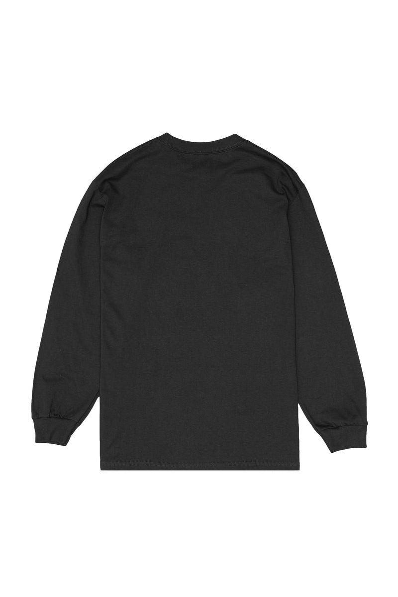 Let It Burn L/S Shirt LONG SLEEVE Mellogang
