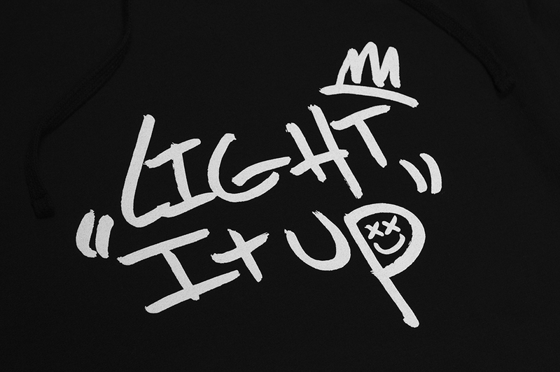 Light It Up Hoodie OUTERWEAR Mellogang