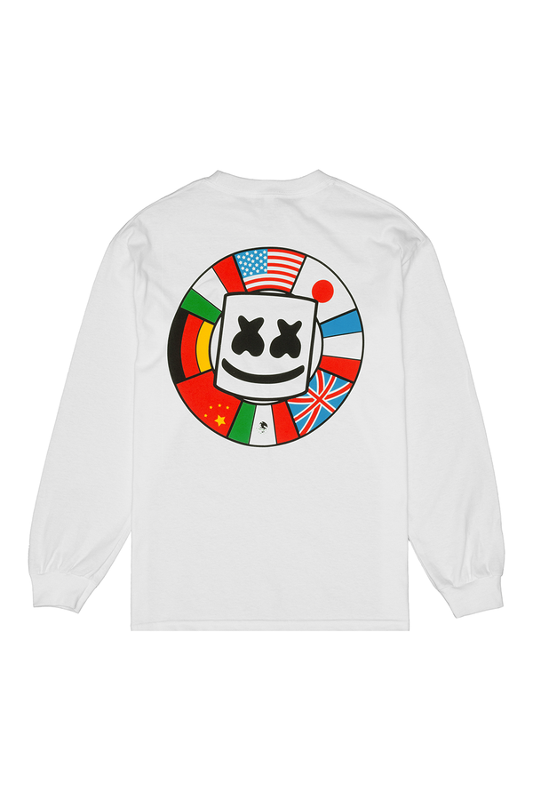 Mello World L/S Shirt LONG SLEEVE MelloGang
