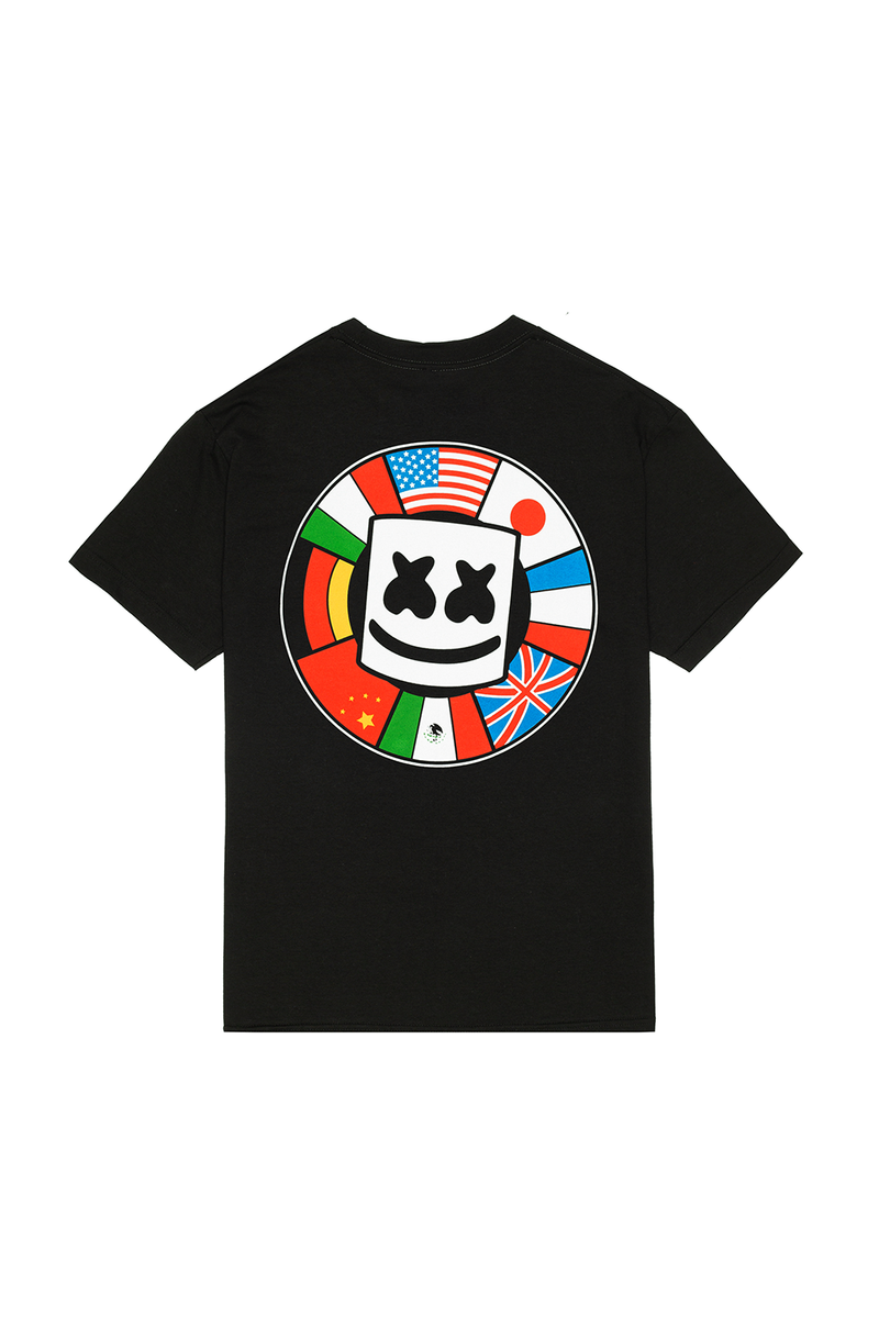 Mello World T-Shirt T-SHIRT MelloGang