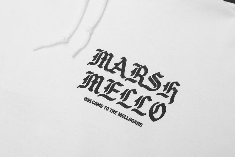 Mellogang Old English Hoodie OLD ENGLISH Mellogang