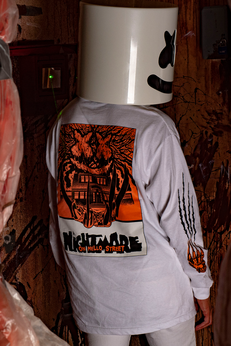 Nightmare L/S Shirt LONG SLEEVE Mellogang