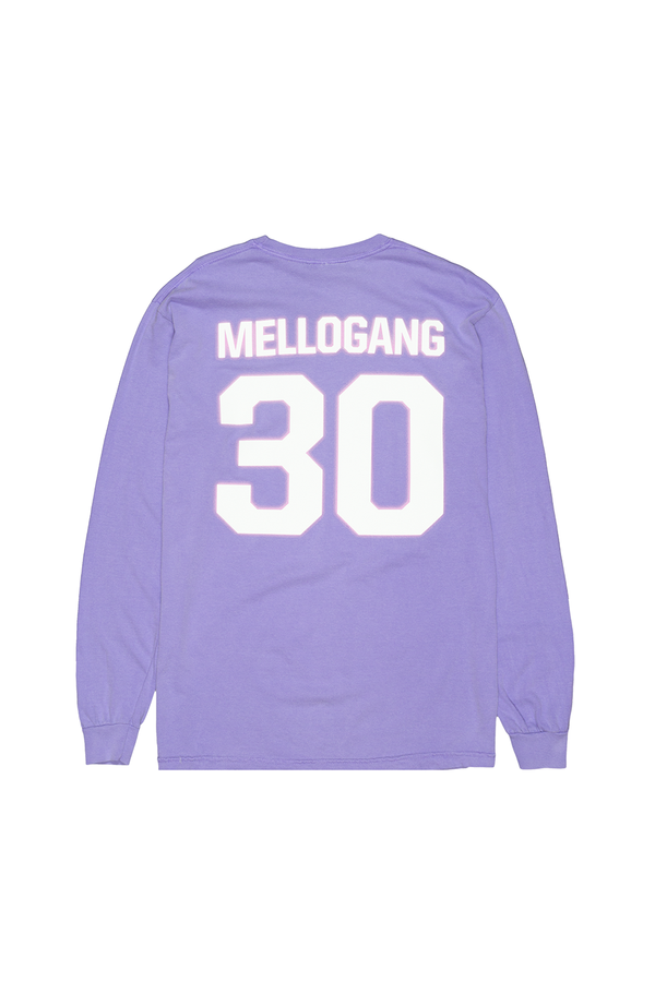 No Vacancy Mellogang 30 L/S Shirt LONG SLEEVE Mellogang