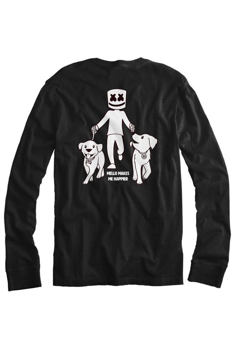 Puppier L/S Shirt HAPPIER MelloGang