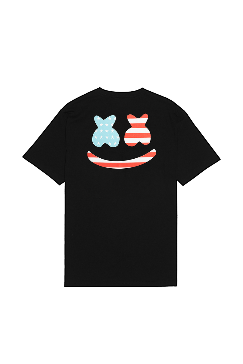 Red, White, & Mello T-Shirt T-SHIRT Mellogang