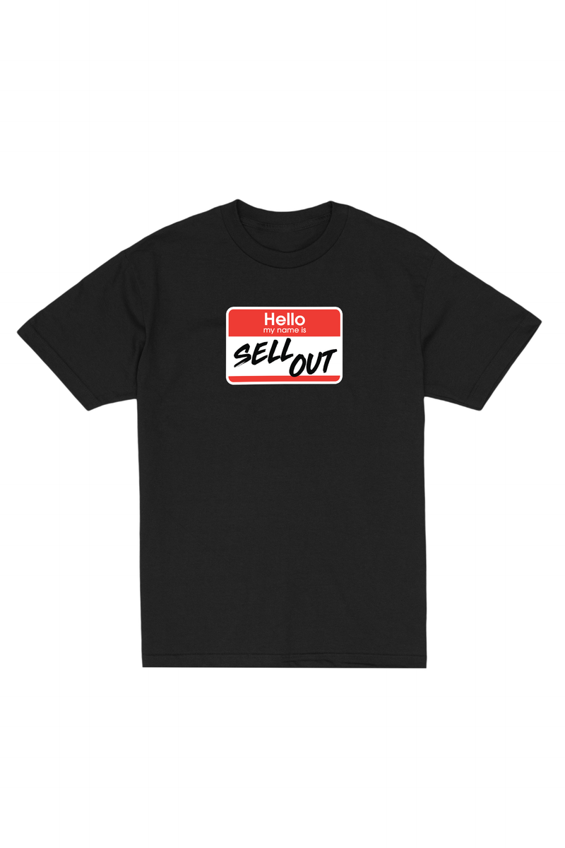 Sell Out T-Shirt T-SHIRT MelloGang S Black