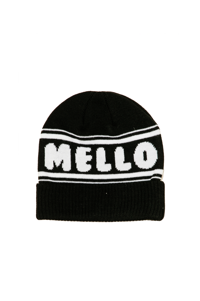 Simple Beanie HEADWEAR MelloGang